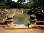 Anuradhapura. Ancient temples