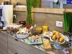 colazione italiana inclusa nella tariffa