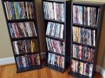 Great Selection of DVDs