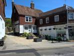 This characterful Grade II listed property set in the centre of Cranbrook.