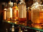 Scottish Malt Whisky Society Bar just a few doors down.