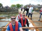 How about some rowing - Strangford