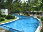 Wandering River Pools in Resort