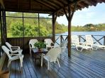 Sala deck