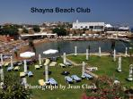 Local Shayna beach club