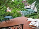 13 Ciclamino private terrace