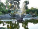 Etangs et fontaines