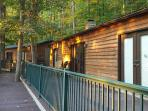 Four private cabins located 30 min. from Canaan Valley
