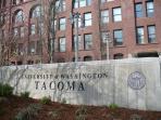 UW Tacoma, 8 min drive