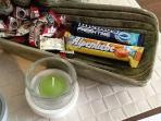 Free candies