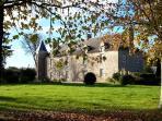 le manoir de l abbaye de TREGOUET
