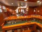 Your very own bar!