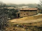 Cal Pesolet Eco Turisme Rural waiting the snow