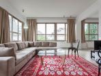 Living room - apt 2