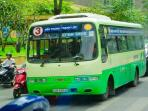 nearby bus to downtown within 25mintues
