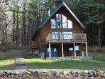 Beautifully decorated & immaculate log chalet