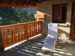 Terrasse solarium. Niveau 1