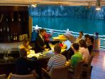 Tea Ceremony on a tour of Halong
