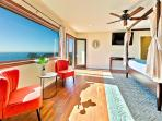 Master Suite with Stunning Ocean Views
