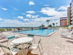 Pool,Water,Terrace,Hotel,Resort