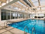 Heated indoor pool #1