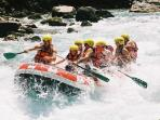 Rafting Activity is included in the price of stay!