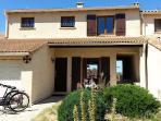 Marseillan villa for renting in France, sleeps 6