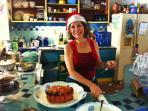Villa Paz Chef's kitchen is waiting for you, plus 15 restaurants & fondas within walking distance.