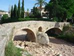 Pollensa, Roman bridge