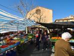 Pollensa, Sunday market