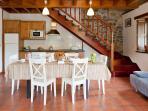 Comedor- cocina Casa Larrionda 1