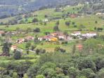 Aldea Villar del Huergo. Piloña. Asturias