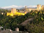 Visit the sensational Granada!