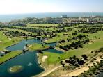 Campo de golf de Matalascañas