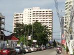 The Klang Taley building