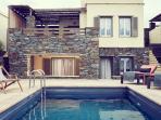 Swiimming Pool | Diles & Rinies Estate | Villas in Tinos