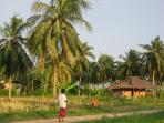 Local village life