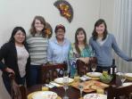 visitas de Alemania, Estados Unidos y Ecuador