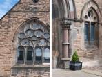 The Bell Tower- Edinburgh Church Apartment - 2 Bed 1 Bath