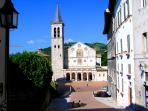 The Duomo - 10 mins walk
