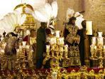 Paso del Cristo de la Sentencia Macarena