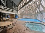 Heated Indoor / Outdoor Pool