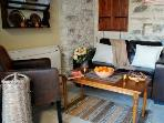 Our rustic Kamara apartment exquisitely combines the Cyprus traditions with easy modern living.