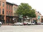Main Drag In Fells Point