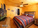 Heavenly Creekside #276- Bedroom