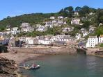 A local favourite is Polperro - a classic Cornish fishing village.