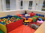 New some play area for children