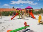 Children's playground in Okrug Gornji