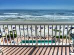 Daytona Beach Resort - View from Balcony