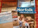 Guides to Walks, Pubs and Beaches